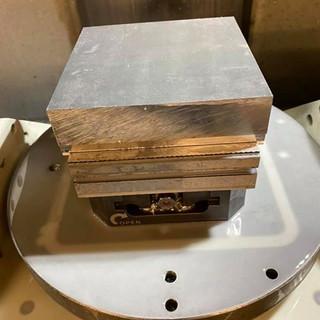 Billet Aluminium Ready For Machining