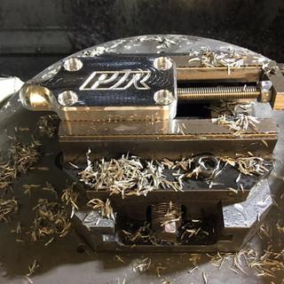 Billet Amluminium Sump Plate Once Machined