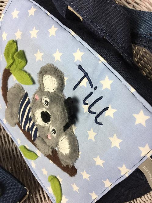 Kindergartentasche und Turnbeutel Koala