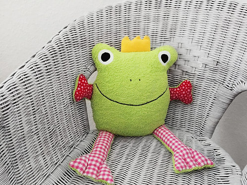 Kuscheltier Frosch *Hermine*