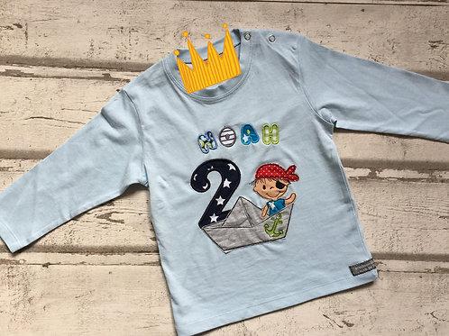Geburtstags-Shirt *Pirat*