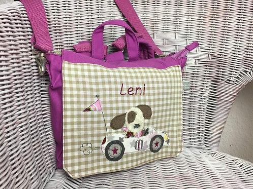 Kindergartentasche & Turnbeutel Hund *Leni*