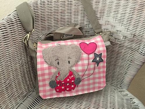 Kindergartentasche & Turnbeutel Elefant #1