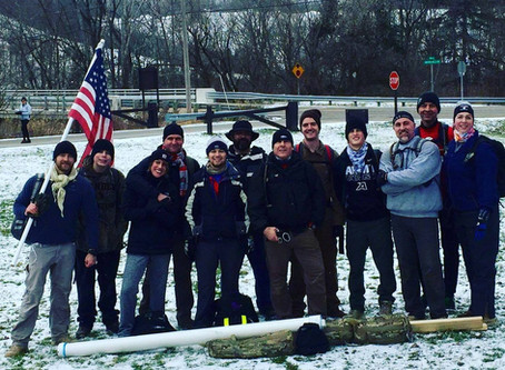 Report: CARC Memorial Ruck in Honor of the 12