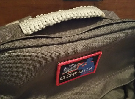 550 Paracord Ruck Handle