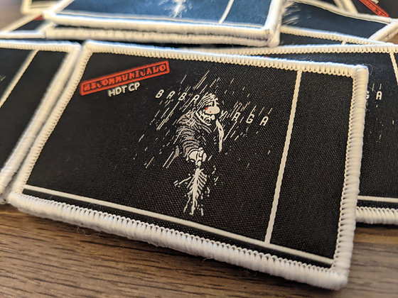 Baba Yaga Patch (HDT CP Collection)
