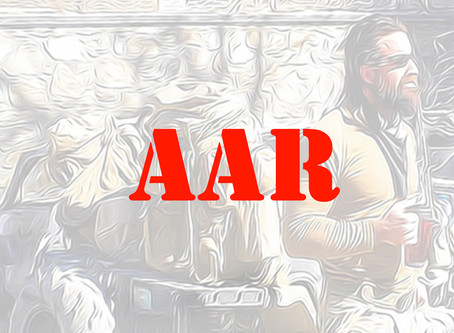 GORUCK Blackbeard Heavy 002 AAR