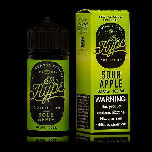 Sour Apple - The Hype Collection