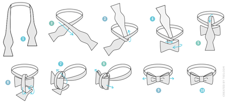 The Bow Tie Knot