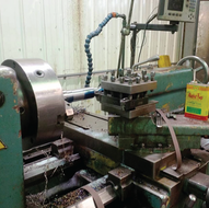 Lathe Tapping Milling