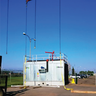 Cooling Tower Lift