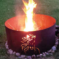 Custom Firepit