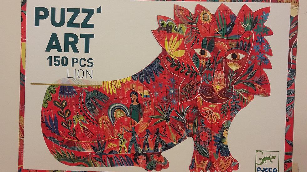 "Puzz'art ""Lion"""
