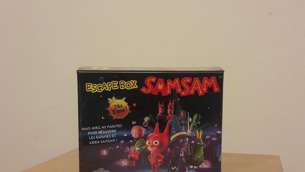 Escape box Samsam
