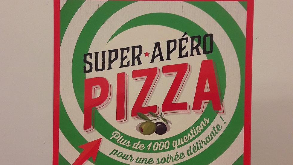 Super apéro pizza