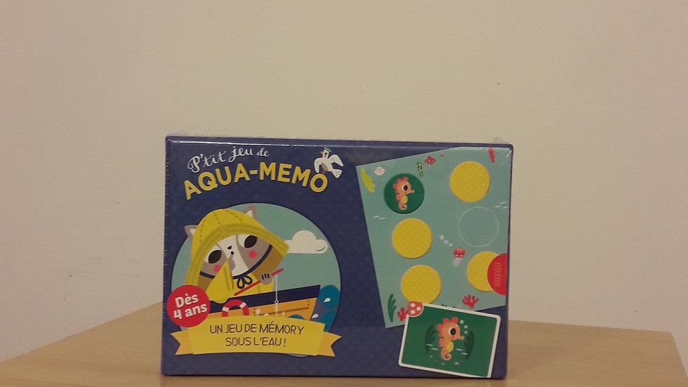 P'tit jeu de Aqua-Memo