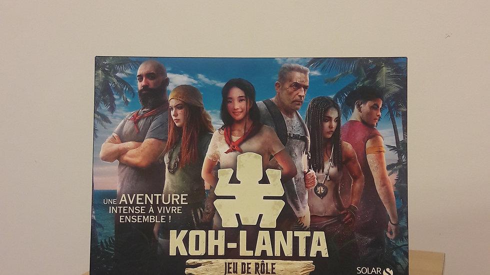 Koh-Lanta jeu de rôle