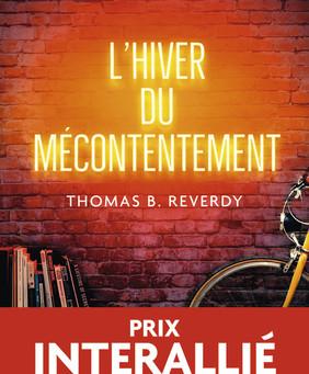 """""""L'hiver du mécontentement""""de Thomas B. Reverdy"""