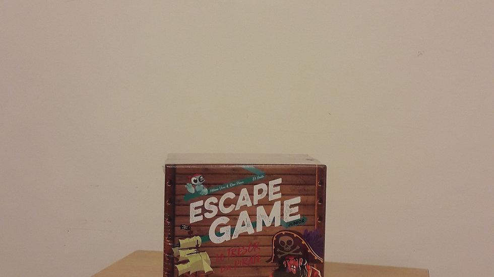 Escape Game : Le trésor du pirate