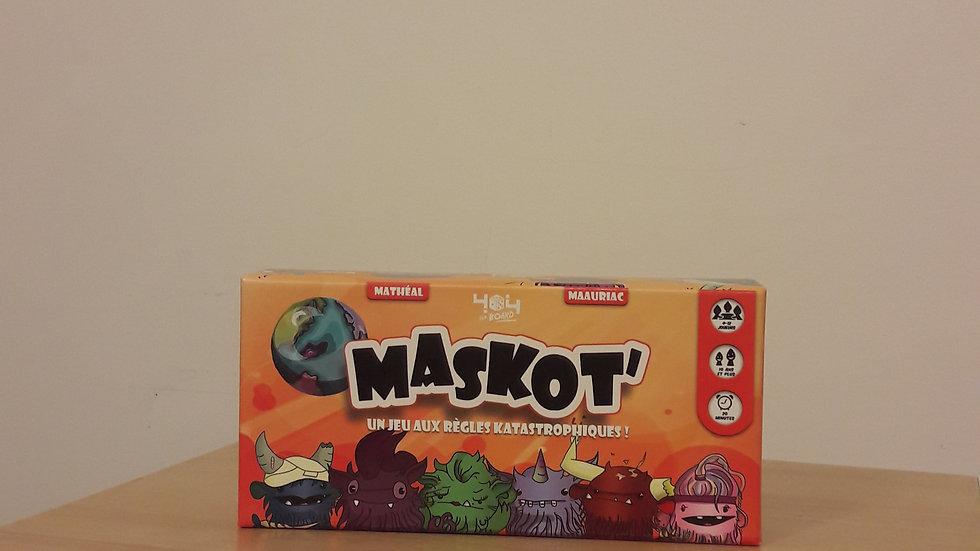 Maskot' : Un jeu aux règles katastrophiques