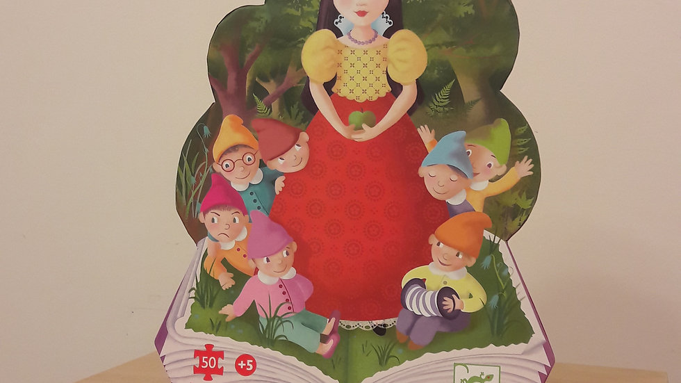 "Puzzle ""Blanche-Neige"""