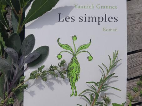 """""""Les Simples """" de Yannick Grannec"""