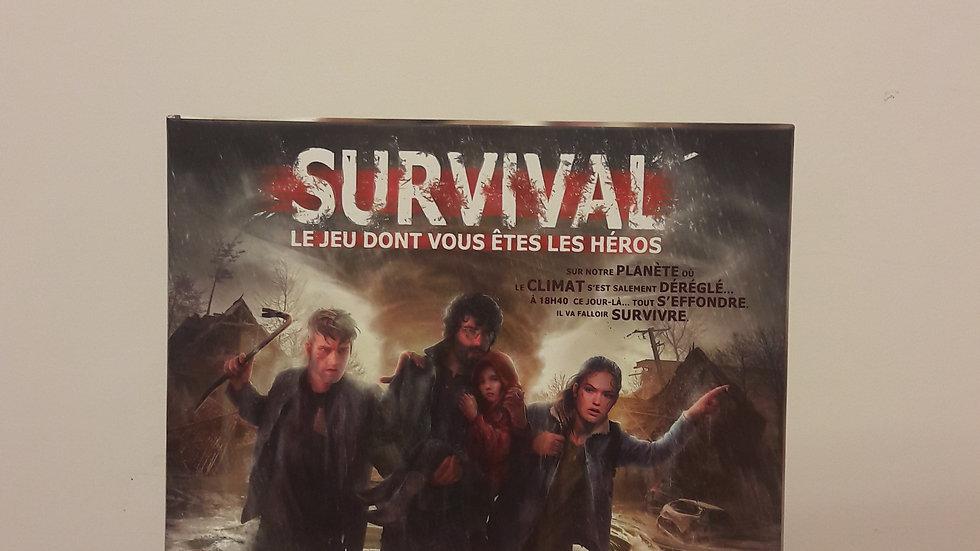 Survival, le jeu dont vous êtes le héros