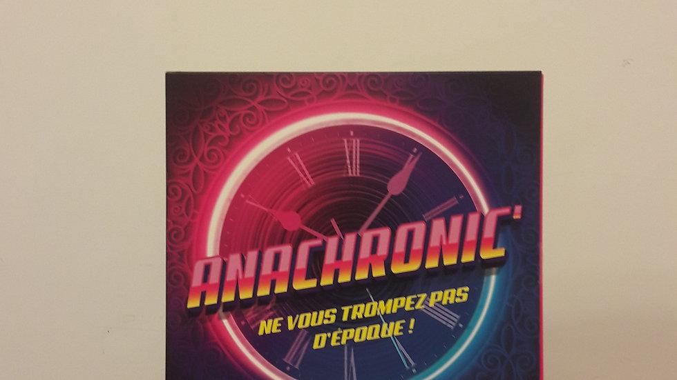 Anachronic'