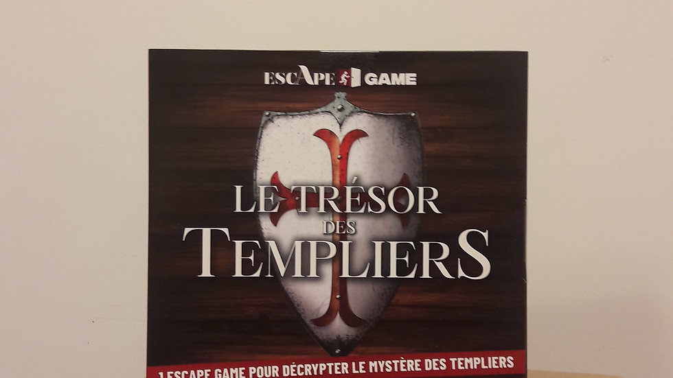 Escape Game : Le trésor des Templiers