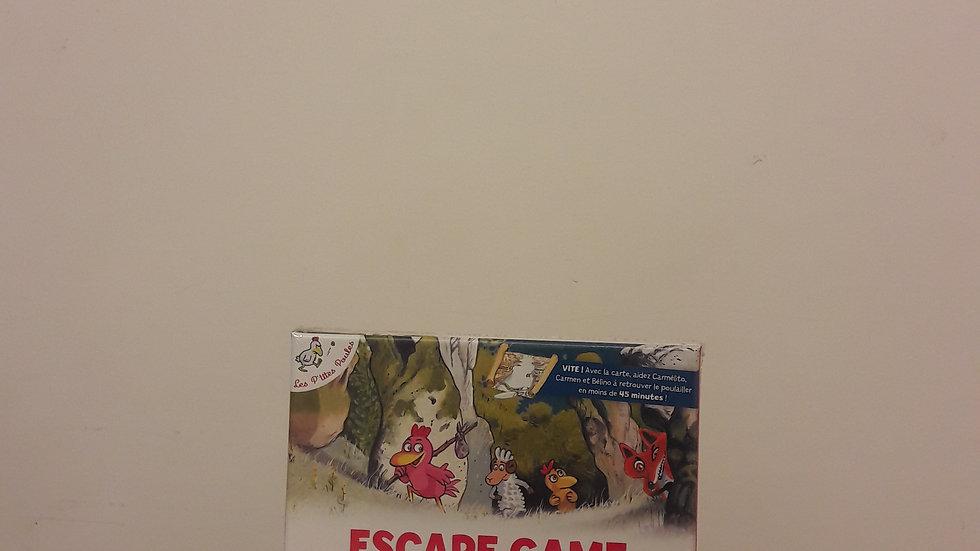 Escape Game: Les P'tites Poules perdues