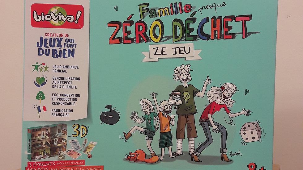Famille presque zéro déchet - Ze jeu