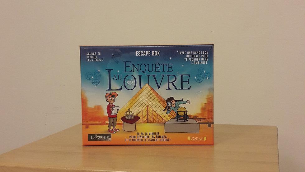 Escape Box : Mystère au Louvre 2