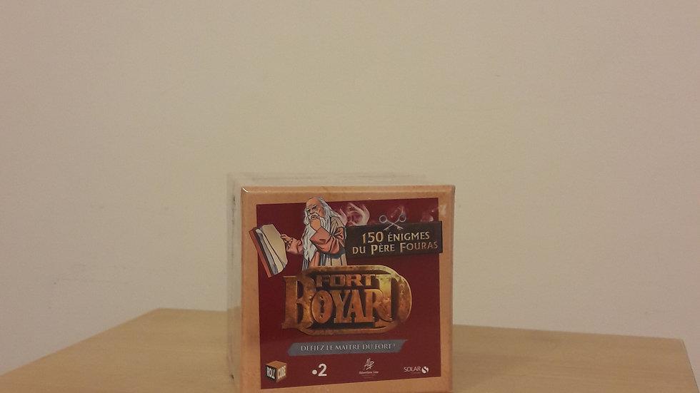 Fort Boyard : Défiez le maître du Fort !