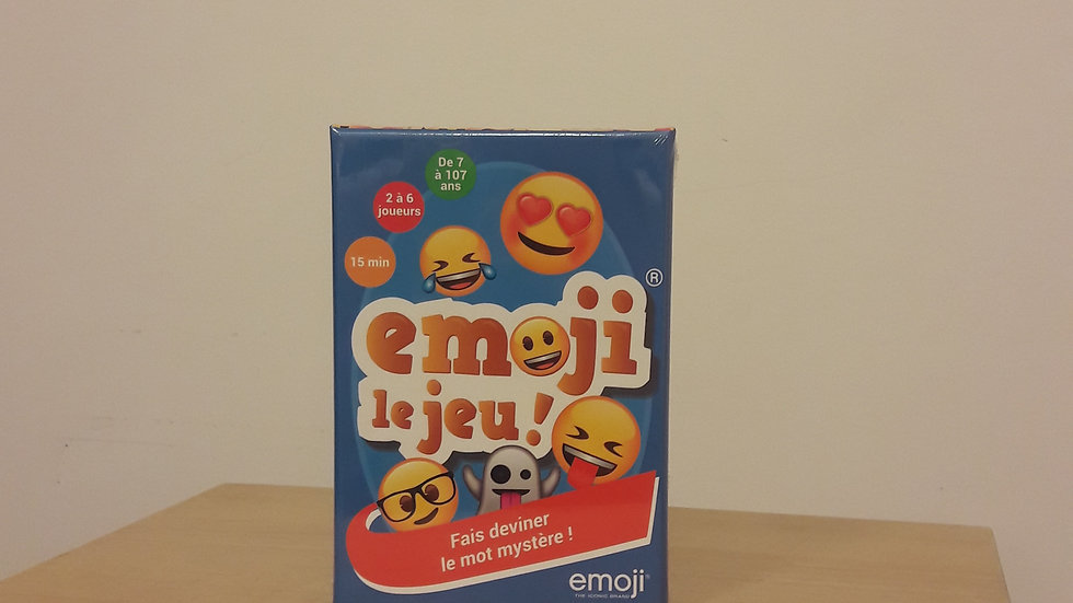 Emoji le jeu