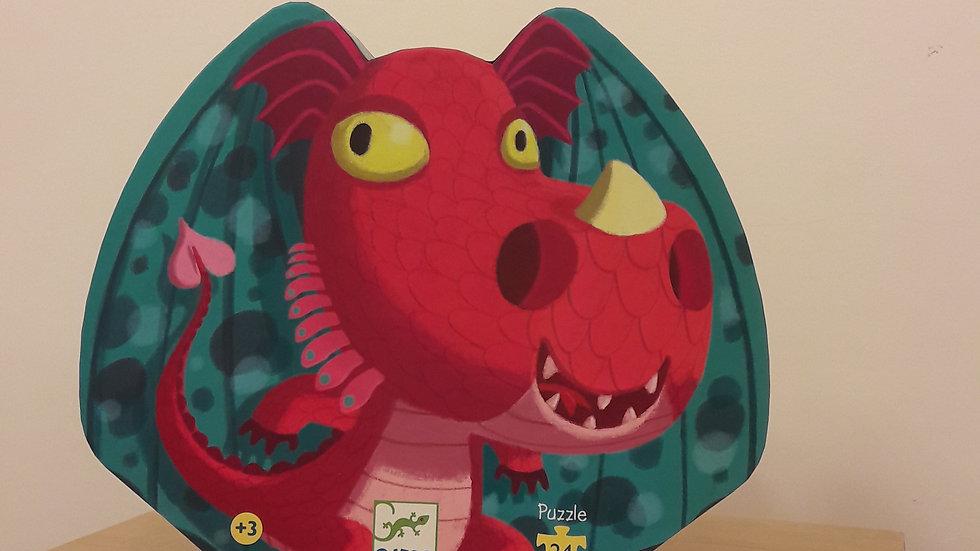"""Puzzle """"Edmond le dragon"""""""