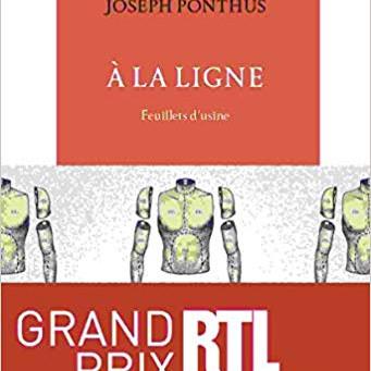 """A la ligne"" de Jospeh Ponthus"