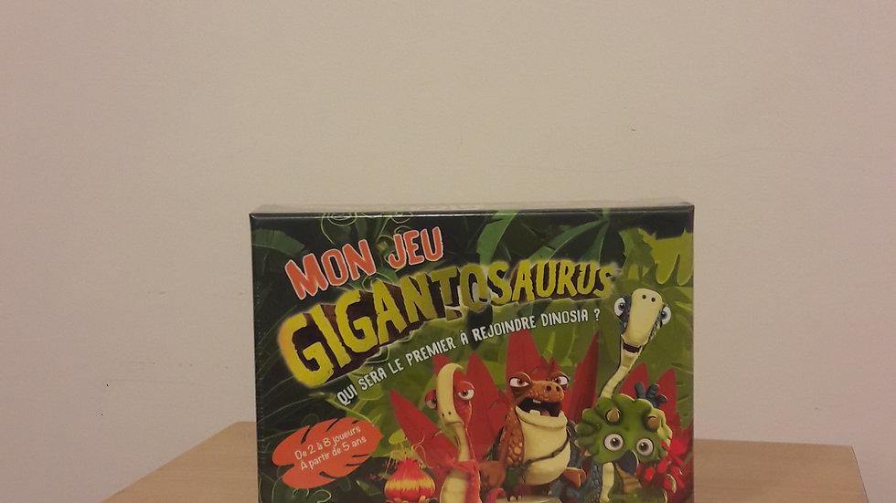Mon jeu gigantosaurus