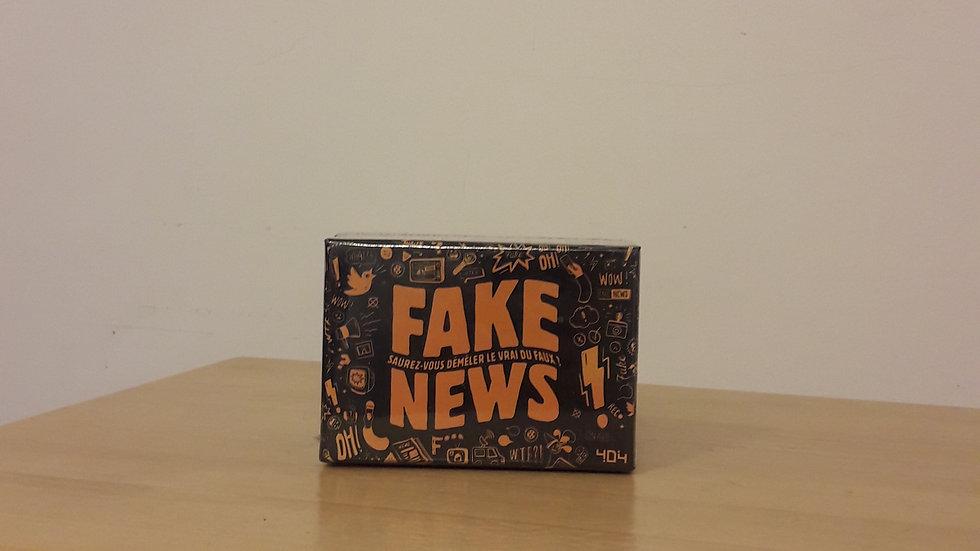 Les petits jeux d'apéro : Fake news - Saurez-vous démêler le vrai du faux ?