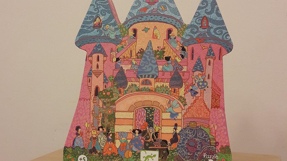 """Puzzle """"Château féérique"""""""