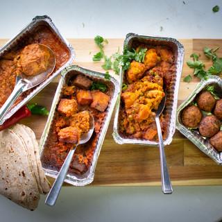 Takeaway Dishes