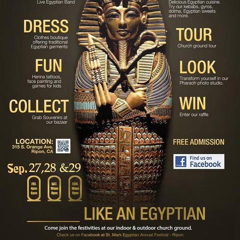 Egyptian Festival 2019