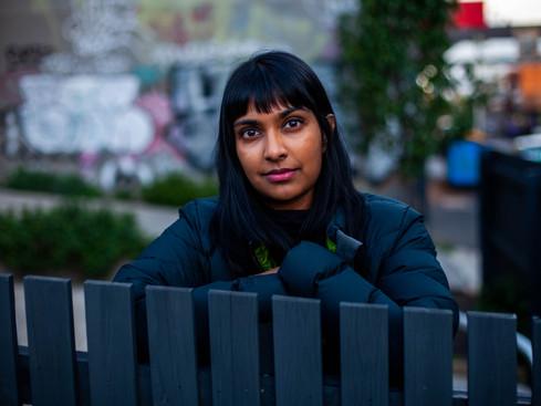 Natesha. Writer.