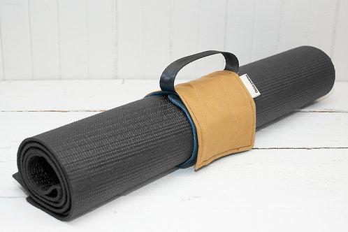 Poignée pour tapis de yoga