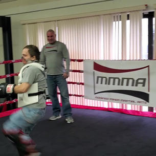 Body Boxing Round Two