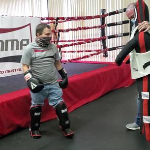 Adaptive Kick Boxing