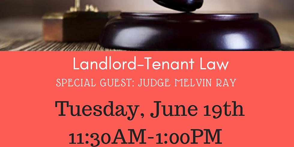 Landlord Tenant Law