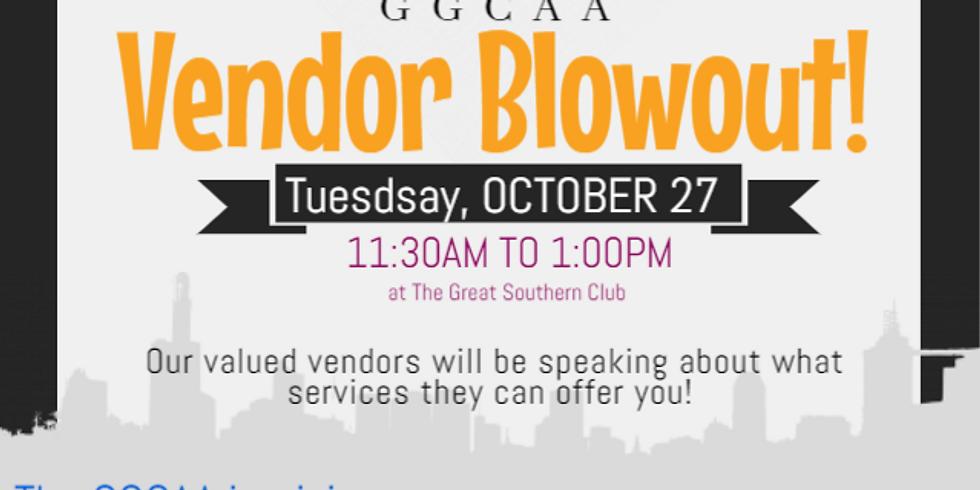 GGCAA Vendor Blowout