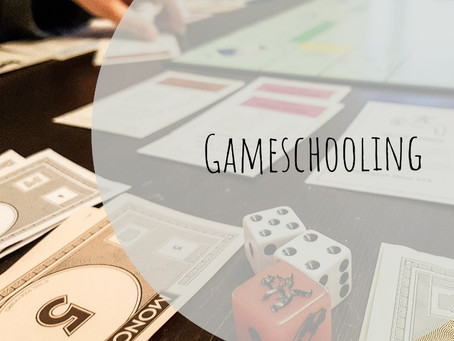 Gameschooling: how are we using it?