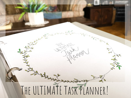 The Ultimate Task Planner