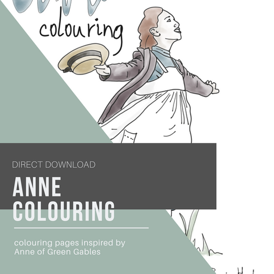 Anne Colouring